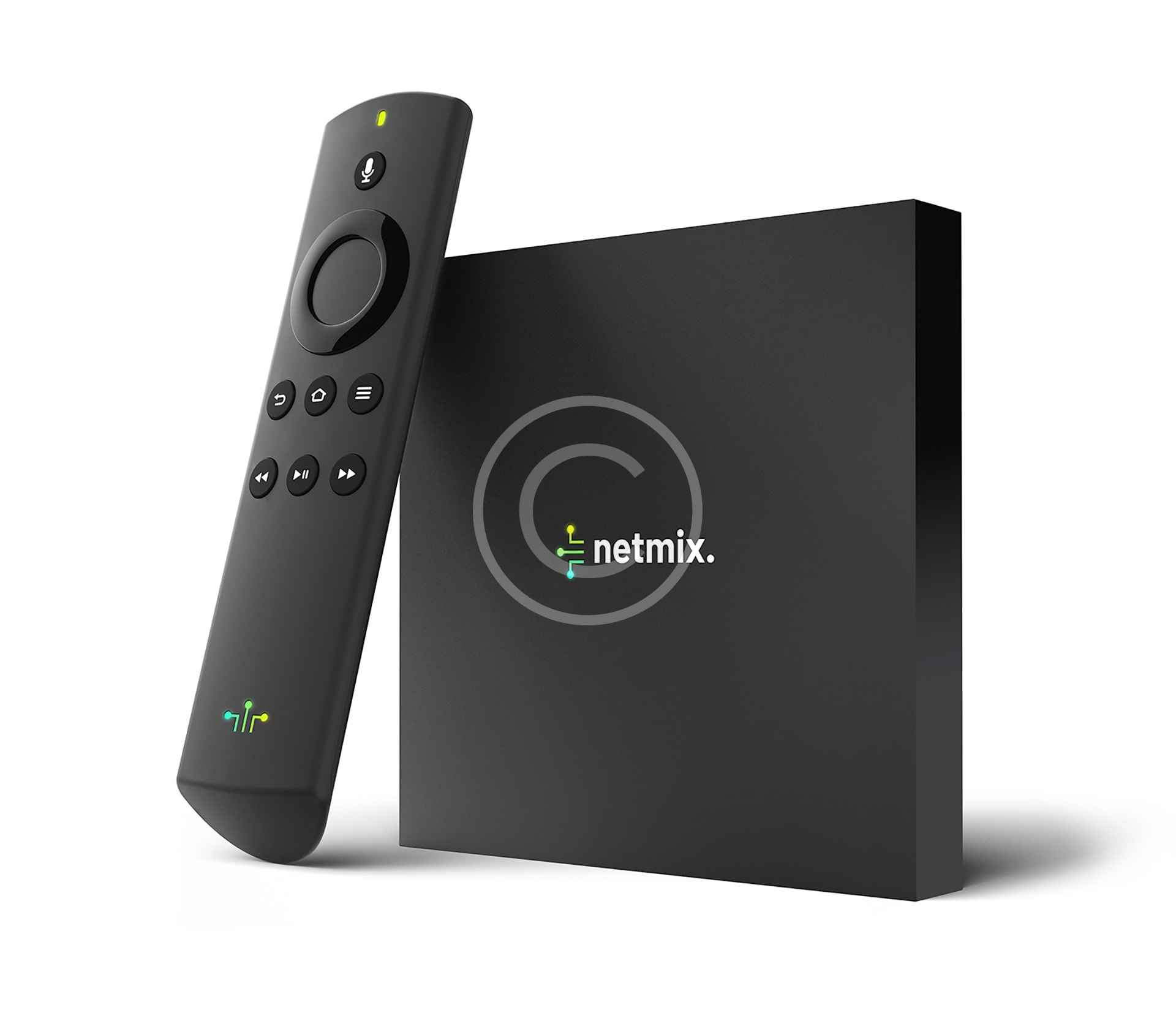 Netmix TV box